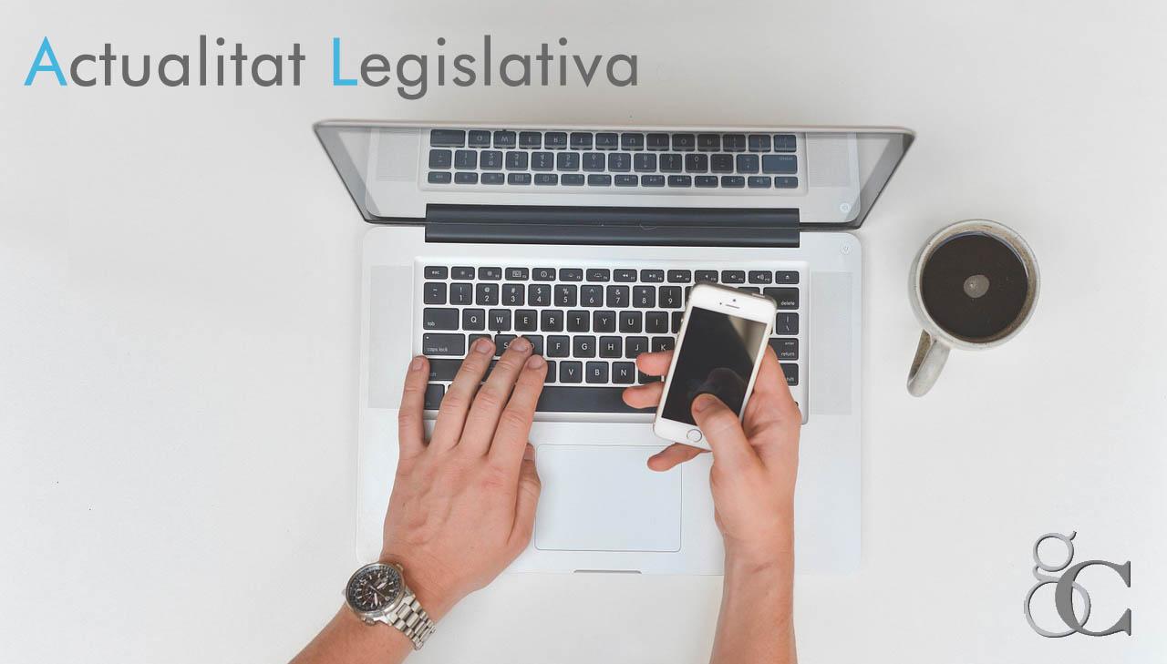 Llei 20/2015: Nou termini per comunicar la no renovació de l'assegurança