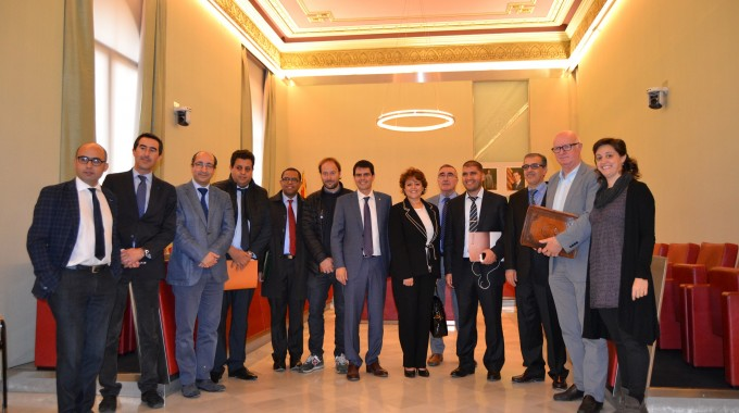 Grup Carles coordina un proyecto de cooperación y formación de curtidores de Marruecos