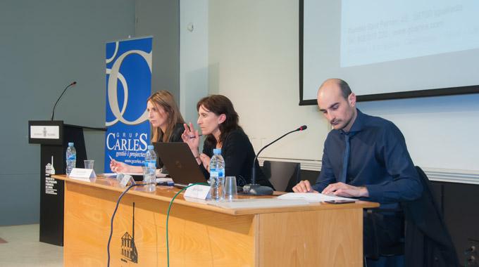 Nombrosa participació en la sessió informativa sobre la recuperació de les clàusules sòl organitzada per Grup Carles Advocats