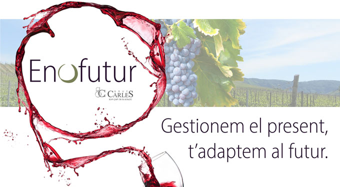 "La Cadena COPE entrevista Xavier Carles sobre el nou servei a la vinya ""Enofutur"""