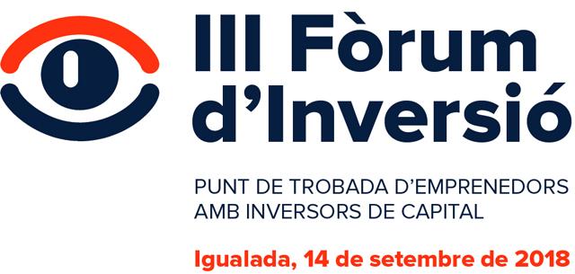 Tercera edició del Fòrum d'inversió d'Igualada