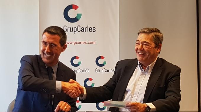 Grup Carles adquireix el despatx Rovira de Capellades